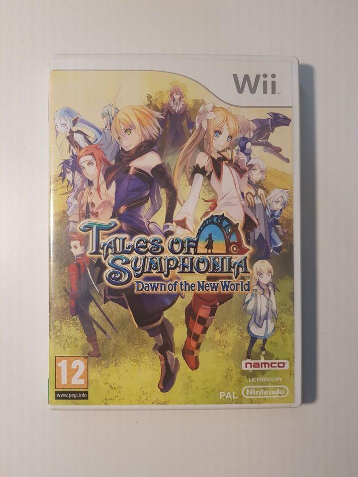 Tales of Symphonia, Nintendo Wii