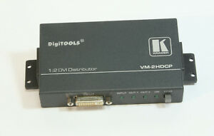 KRAMER-DigiTools-VM-2HDCP-1-2-DVI-HDCP-Distribution-Amplifier