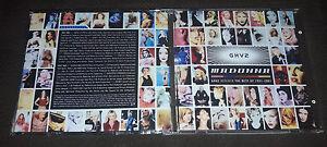 Madonna-CD-GHV2-Remixed-The-Best-Of-1991-2001-2-CDs-FAN-EDITION-12-Remixes