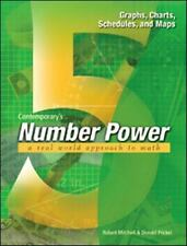Number Power 5: Graphs, Charts, Schedules, and Maps - Acceptable - Contemporary