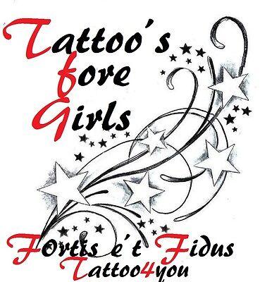 Tattoovorlagen Dvd Motive Extra Flashbook Fur Frauen Girl Blumen Elfen Download Ebay