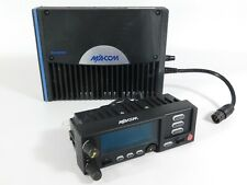 Macom M7300 700800mhz P25 Trunking Mobile Radio Mamw Sdmxx Ch721 Control Head
