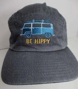 e54f575929fba Be Hippy Hat Cap Trucker It s a Lifestyle Prefade Strapback USA ...