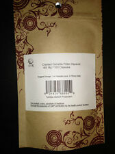 Organic Cracked Cell Wall Wild Harvested Camellia Sinensis Pollen 100 Capsules