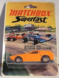 Matchbox Tanzara - 53 Mib Neuf Boite Superfast