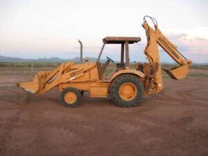 Case 580D Digger Backhoe Loader Workshop Manual Business, Office & Industrial