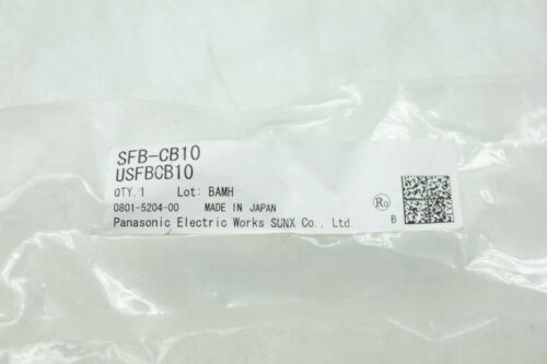 New Panasonic SFB-CB10 SF4B 8 Core Bottom Cap Cable Emitter Receiver 10m