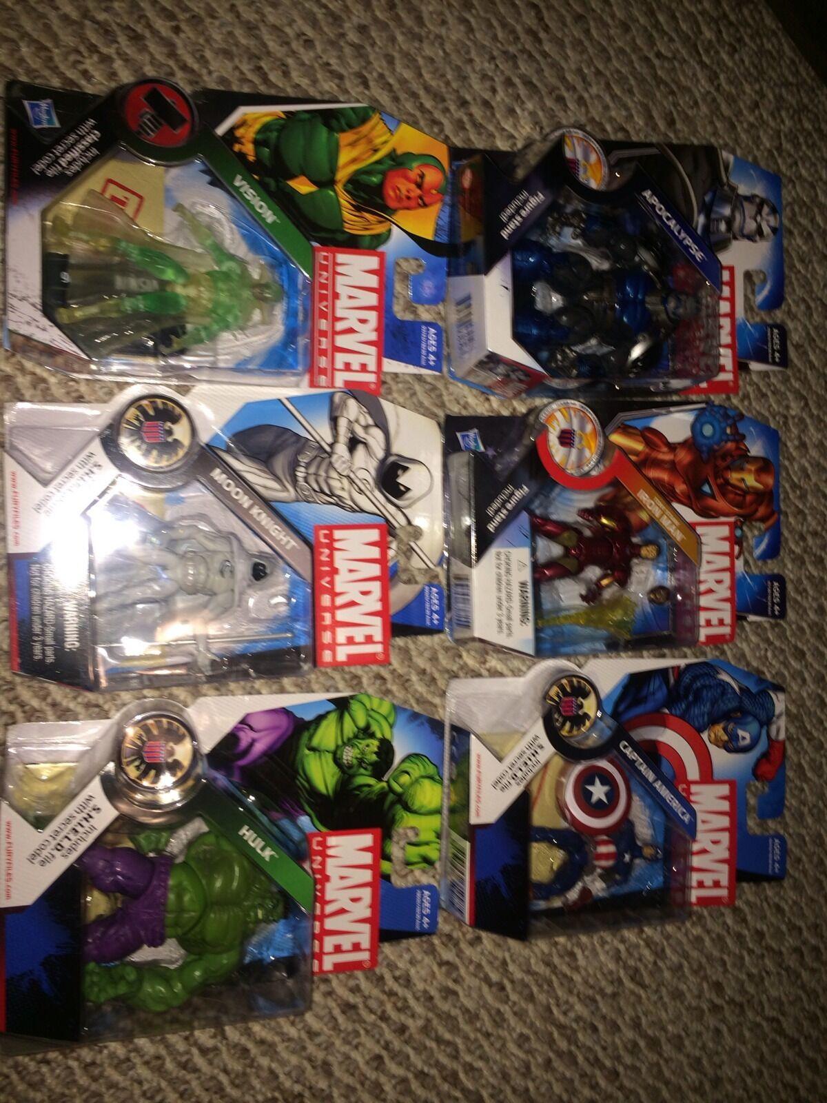 Marvel - apokalypse vision variante mond ritter  captain america  iron man 3