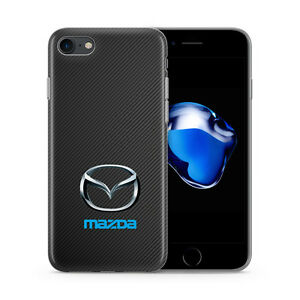 bcc6ece77e Details about Mazda Nice Car Skin Case Cover For Iphone 4/5/6/7/8 Plus X XS  MAX XR ALL MODELS