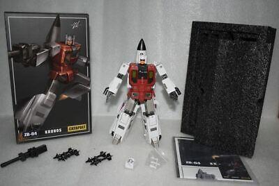 New Transformers Zeta Toys ZB-04 Kronos Catapult Figure In Stock
