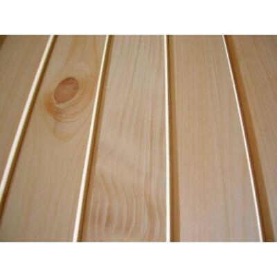 X 8 Ft Gorman Pine Wood Trim