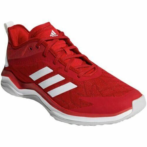 Men's Adidas SPEED TRAINER 4 Baseball Training Turf Shoe Sneakers New
