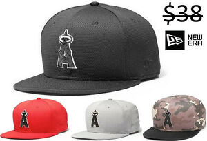 Oakley Los Angeles Anaheim Angels New Era 9Fifty Snapback Mesh ... de318d5e294