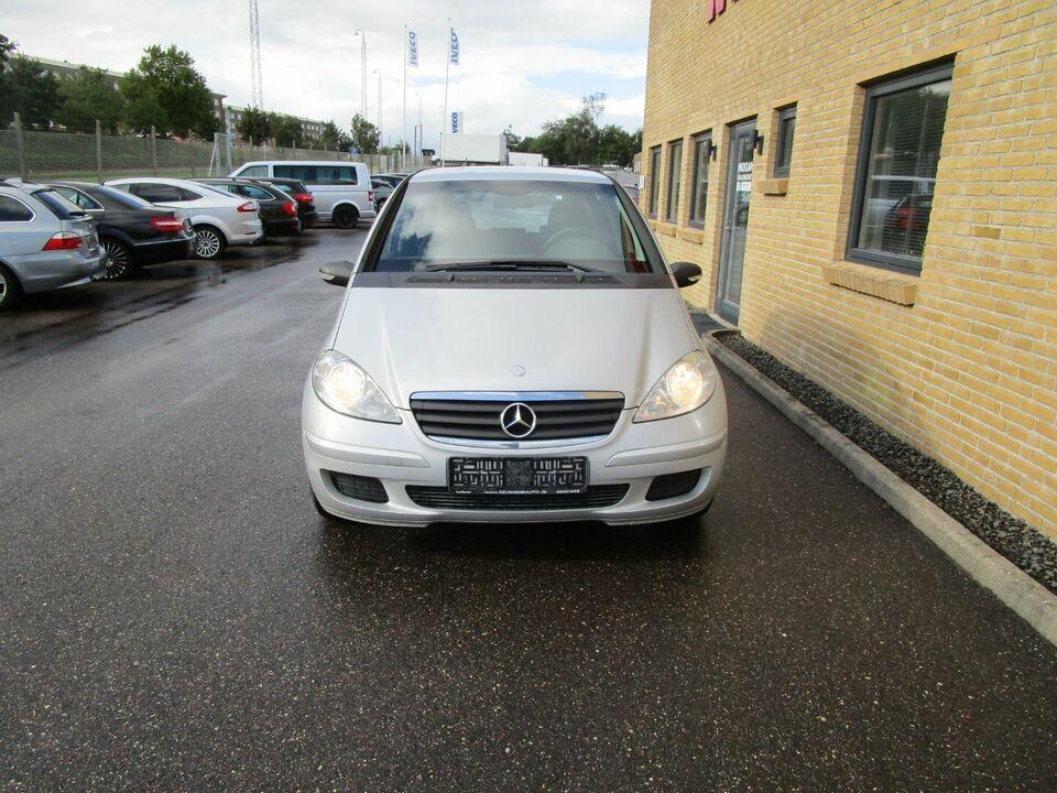 Mercedes A150 1,5 Classic Benzin modelår 2006 km 203000