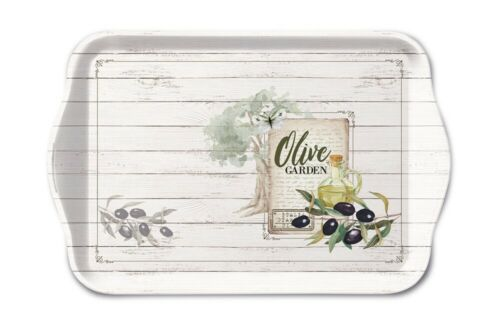 TRAY Olive Garden 13x21cm ambianceolives PLATEAU