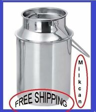 Milk Can Stainless Steel 5 Ltrmilk Can Kitchen Milk Can Best Quality Material