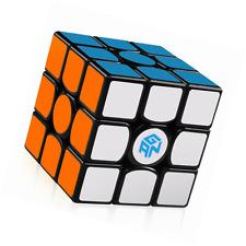 D-FantiX Gans 356 Air UM 3x3 Speed Cube Gan 356 Air (Magnetic) Puzzle Cube Black