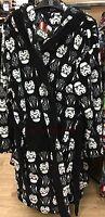 Primark Star Wars Mens Super Soft Dressing Gown S/m Or L/xl Primark