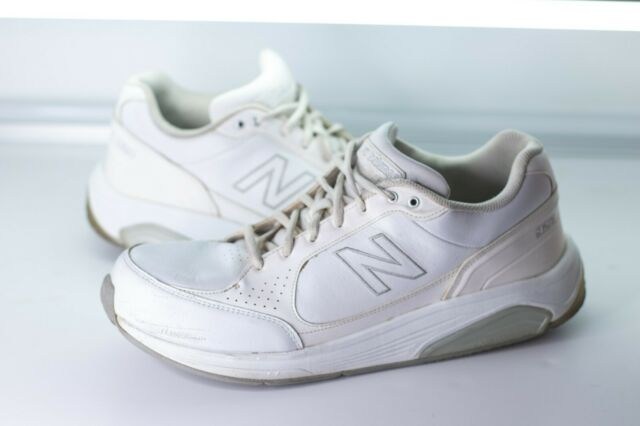 New Balance Men's MW928WT Walking Comfort Athletic White Shoes Size 12