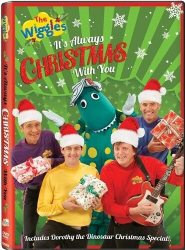 the wiggles its always christmas with you dvd 2011 ebay - Always Christmas