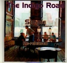 (K8) The Indigo Road, Simple (re-released) - DJ CD
