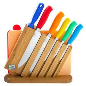 9pc-Chicago-Cutlery-Knife-Set-with-Knife-Block-Knife-Sharpener-Cutting-Board