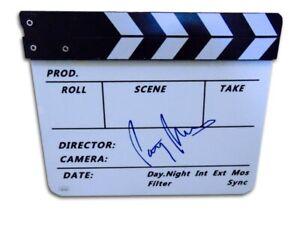 Patty-Jenkins-Autographed-Movie-Clapper-Wonder-Woman-Director-JSA-DD73546