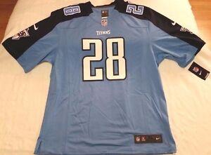 Nike NFL Tennessee Titans Chris Johnson Men's Replica Jersey