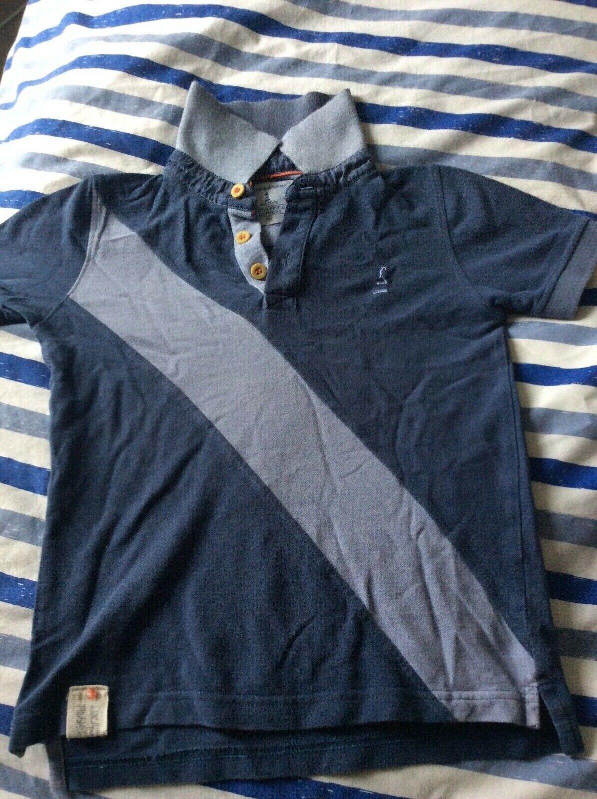 'Lucas Frank-Boyish & British Clothiers' Boys T-shirt (5-6)