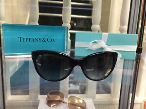 9270211eda0 BRAND NEW Tiffany TF 4119 8191 3C size 56x16 Luxury Ladies sunglass ...