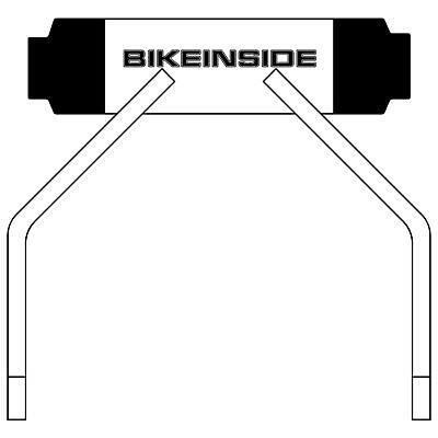 BikeInside Extender 10mm Schnellspanner für Fahrradträger Transportsystem Halter