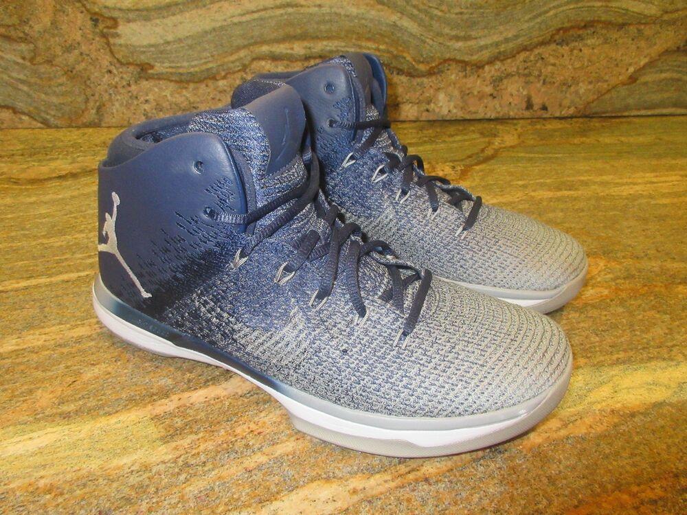 Inédit Nike Air Jordan XXX1 Promo Échantillon Sz 11 Georgetown Hoyas Pe Rétro 31