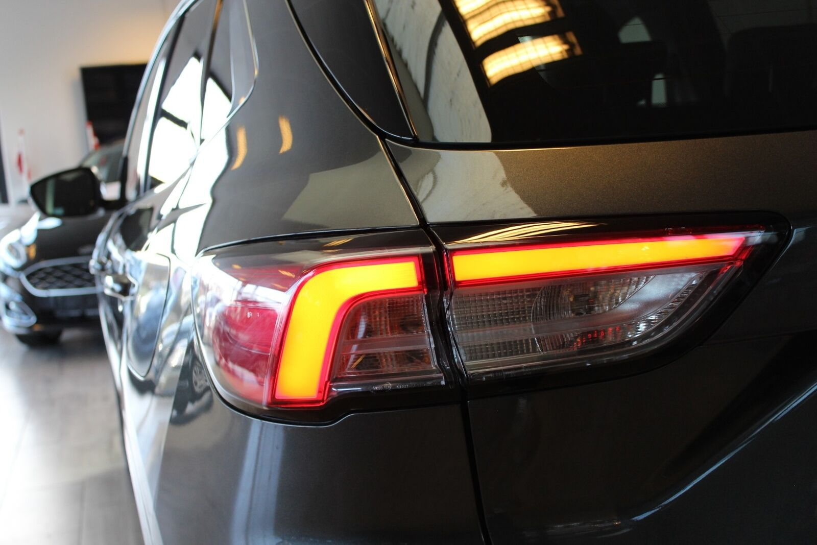 Ford Kuga 2,5 PHEV Vignale CVT - billede 6