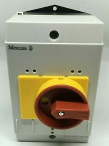 CI-K2-OKZ0-NA-GR-NEW-Moeller-EATON-RED-YELLOW-HANDLE-Insulated-enclosure-2