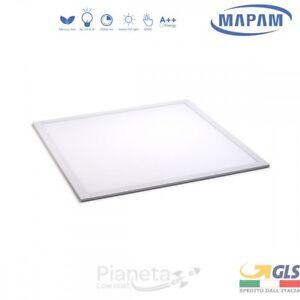 Pannello-LED-Quadrato-da-incasso-sospensione-60x60-45W-slim-Mapam
