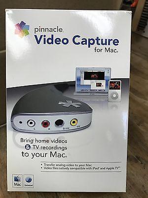 Pinnacle Video Capture for Mac