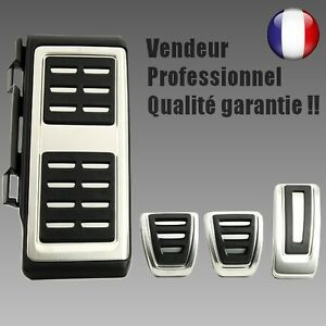 Pedalier-alu-Repose-pied-gt-gt-Golf-7-A3-Q2-TT-Leon-Octavia-VII-MK7-pedales-set
