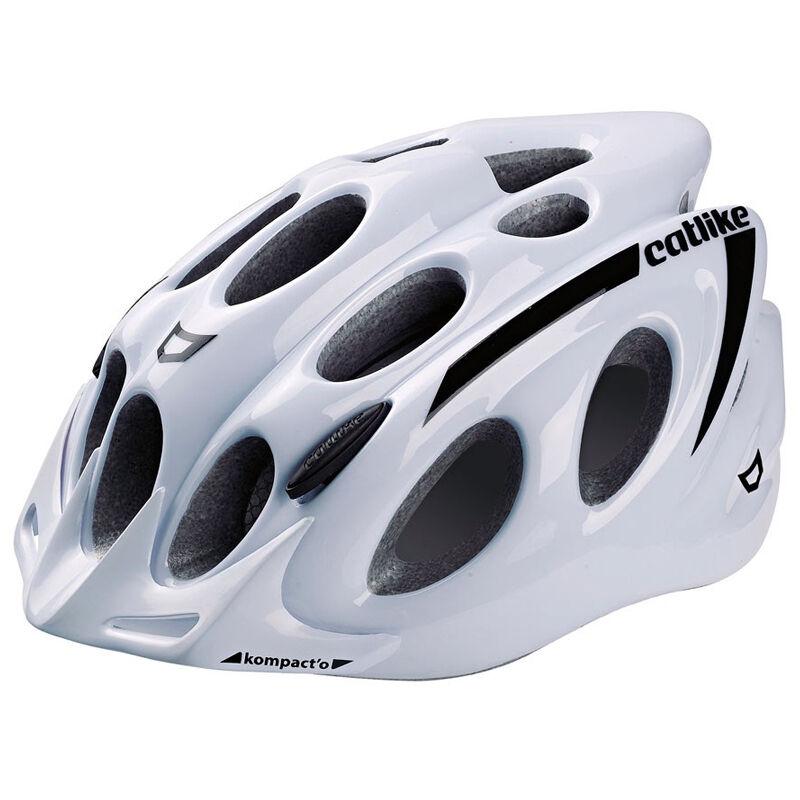 Catlike Kompact'O Cycling Helmet L w  Visor   Road MTB Fixie Bike Bicycle Cycle
