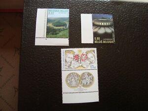Europa-Stamp-Yvert-Tellier-N-Belgium-3659-60-Republic-Czech-565-N-MNH