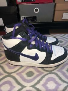 big discount the best attitude new cheap Details about Nike SB Dunk High Top size 6y