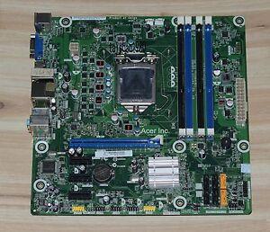 Nieuw Acer Aspire M3970 socket 1155 IPISB-VR mainboard MB.SG50P.007 | eBay QS-93