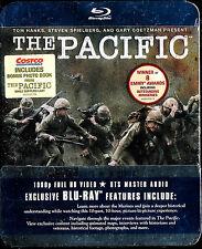 The Pacific (Blu-ray Disc, 2010, 6-Disc Set) Costco ver. BONUS Photo Book NEW