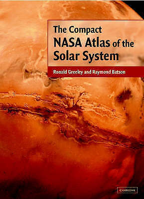 1 of 1 - Like NEW The Compact NASA Atlas of the Solar System Mars Rover Related