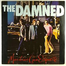 """12"""" LP - The Damned - Machine Gun Etiquette - M666 - washed & cleaned"""