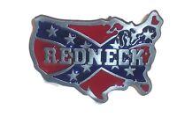 Redneck Usa Belt Buckle