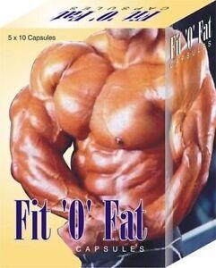 FIT O FAT 50 CAPSULE AYURVEDIC HERBAL WEIGHT GAINER PILLS