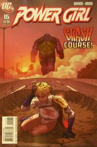 Power-Girl-Vol-1-15-como-Nuevo-NM-Dc-Comics-Edad-Moderna