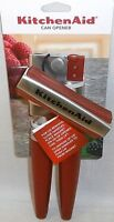 Kitchenaid Gourmet Can Opener Red Kn130ohera