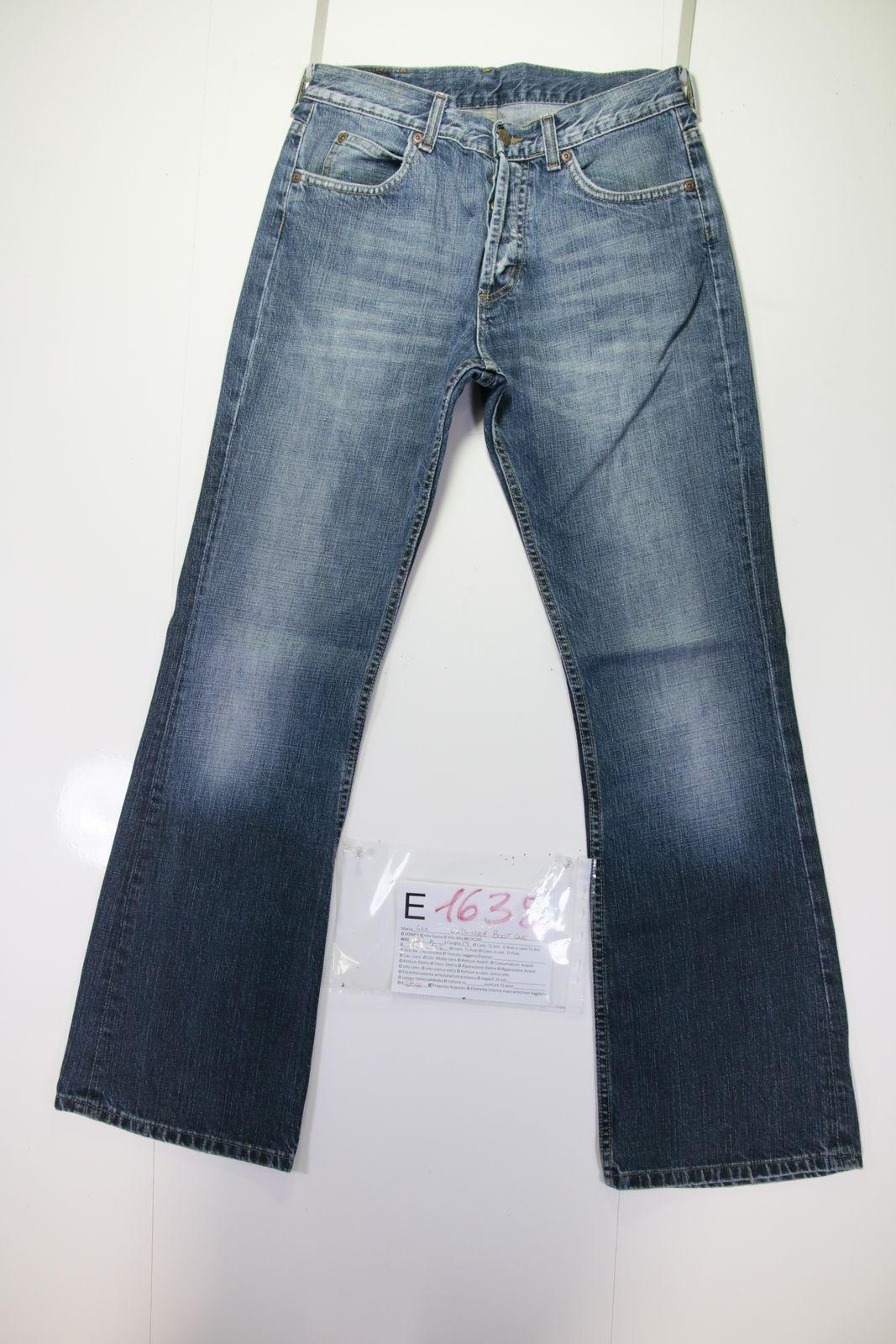 Lee 516 Denver Bootcut (Cod. E1638) jeans Usato Tg45 W31 L34 Vintage Zampa retrò