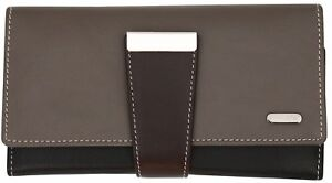 Felda-RFID-Ladies-Leather-Soft-Wallet-Large-Capacity-Purse-Womens-Multi-24-Card
